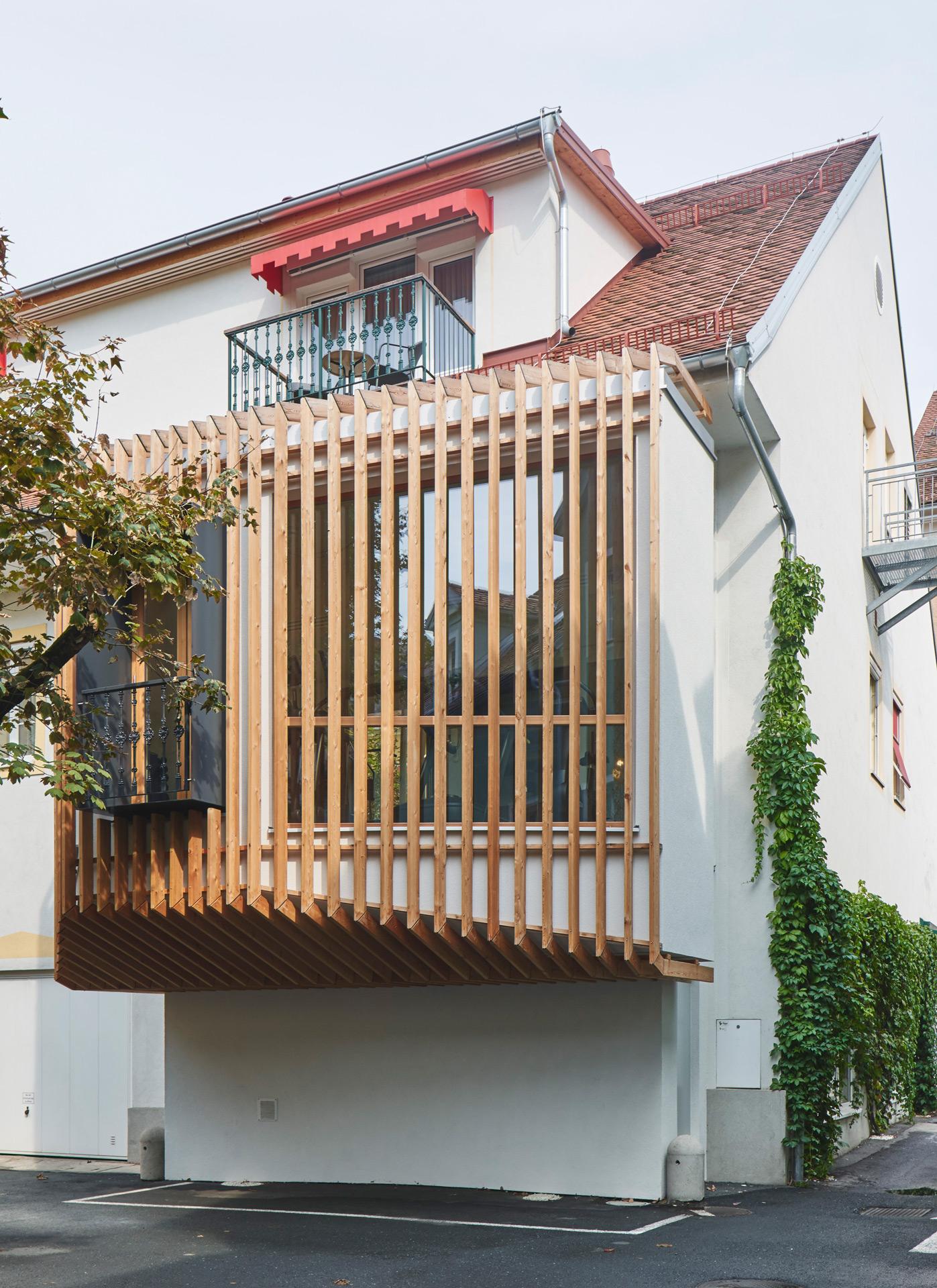 Parkhotel Architekt EDERARCH Architekturbüro Graz