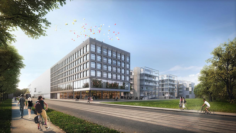 COOL CITY EDERARCH Architekturbüro Graz
